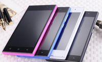al por mayor xiaomi india mi3-Xiaomi mi3 asesino android celular HTM M3 5.0 pulgadas MTK6572 1.3GHz de doble núcleo Smartphone 512m ram de 4GB ROM 5.0MP cámara 4.2 Android OS 3 G/GPS