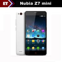 "Cheap In stock ZTE Nubia Z7 mini LTE FDD 4G 5.0"" FHD IPS 1920x1080 445ppi MSM8974AA 2.0GHz 2GB RAM 16GB 13.0MP Camera WCDMA Dual SIM"