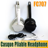 DHL free FC707 Portable Headphone Casque Pliable for FC707 H...