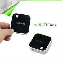 Wholesale Smart TV Box with Function of DLAN Airplay for Android and Apple iPhones