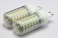 Wholesale 12W G9 SMD LED White Warm White Corn Light Bulb Lamp V V V V