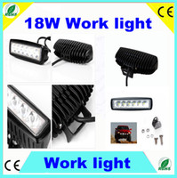 beams construction - 20Pcs Fedex free adjustable w CREE LED Work Light Truck Tractor Jeep ATV Fog Light CREE LED Worklights External Lights Construction light