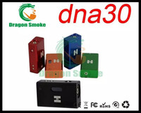 DNA30 0.3-3.3ohm 510 2014 Panzer Mod DNA30 Clone Hana Clone IDENTICAL 30W Mod with DNA 30 Chip, 30 Watt ecig BOX V3 ecig Mod DNA Model Factory Wholesale Price