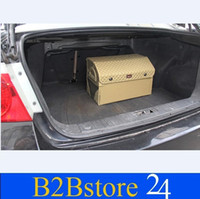 2014 Car Storage Box PU and Non- woven Luggage Box for Car Fo...