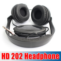DHL free HD 202 HD202 II Headphone Powerful Bass Over the He...