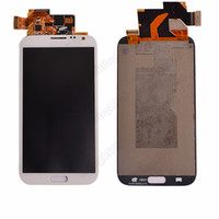 note 2 lcd screen - 5 Full LCD Display Touch Screen Digitizer Assembly for Samsung Galaxy Note II N7100 N7105 I317 by DHL EMS