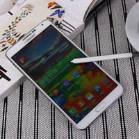 Wholesale 5 inch Note N900 Quad Core Quad Core Android Single SIM Card ARMv7 Processor VFPv4 NEON G G MP smartphone Dropshiping