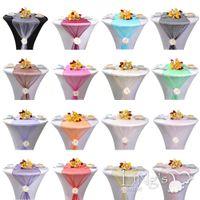 Wholesale 30 spot colors organza table runners wedding hotel supplies organza table runners desk chair Sasa