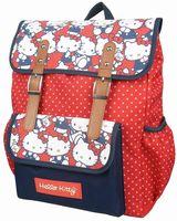 Wholesale 5171 freeshpping genuine girls women new backpack brand Hello kitty cartoon school bag school backpacks light protect Vertebra