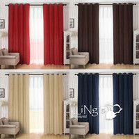 Wholesale Simple solid color suede curtains shade cloth curtains upscale all suede suede curtains finished spot
