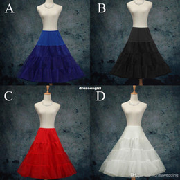 Wholesale quot s Retro Underskirt Swing Vintage Petticoat Fancy Net Skirt Rockabilly Tutu Colores To Choosing DH6963