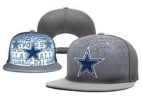 american surfaces - Cowboy Snapbacks Draft Highly Reflective Surface Snapback Caps American Football Snap Backs Hats All Team Snap Back Cap Hat Sports Caps