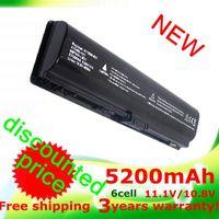 Wholesale laptop Battery mAh for HP COMPAQ Presario V3000 V6000 A900 C700 F500 F700 Pavilion DV6000 G7000
