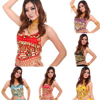 Cheap Women Tribal Belly Dance Costume Adjustable Pants Skirt Candy Color Trousers LQ0002 Dropshipping Free Shopping