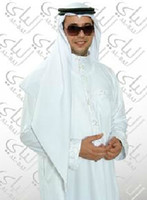 Wholesale Cheap mens Islamic clothing man clothing Muslims long white robe Arabic clothing for Saudi muslim Ethnic clothing