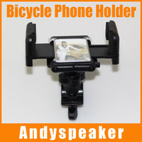 Wholesale 1pcs Bike Bicycle Holder for Mobile phone PDS GPS MP4 Player universal use BLACK HOT SALE