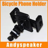 20pcs / jusqu'à Titulaire Bike vélos pour téléphone mobile PDS GPS MP4 utilisation universelle avec la boîte de détail Livraison gratuite