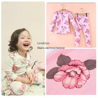 fashion pajamas - Girl Clothes Kids Pajamas Fashion Children Set Girls Pajamas Child Clothing Kids Underwear Childrens Sleepwear Child Pyjamas Girls Sleepwear