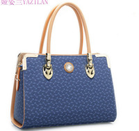 Women Plain PU HOT New popular Korea Fashion Style Women's Square cross-section PU Leather Handbag Lady Tote Shoulder Bags #032