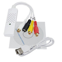 Wholesale Wireless USB capture card supports channel input for the surveillance camera system free driver support for Apple systems