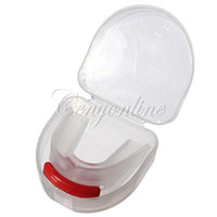 Wholesale Anti Snore Mouthpiece Stop Snoring Snoreguard Mouthguard Device Sleeping Aid