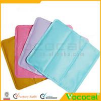 100% Polypropylene Cotton Column Hot Sale Cool Summer Car Seat Cushion Cooling Mat Laptop Pet Dog Cat Ice Cushion Color Random Quantity 1