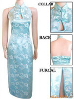 traditional chinese wedding dress - hot sale chinese traditional evening Dresses Traditional Chinese clothing Halter dress wedding dress cheongsam JY045