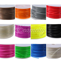 Cheap New 1kg 3mm ABS 3D Printer Filament For Makerbot Mendel Printrbot Reprap Repraper Prusa UP 12 colors with Spool Free Shipping