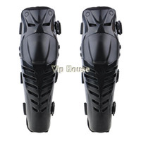 Wholesale 4Pair Motocross Protector Motorcycle Motorbike Racing Knee Pads Guard Protective Gear Black TK1199