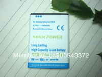 Wholesale 1600mAh Maxpower Battery For SAMSUNG Galaxy Ace S5830 Galaxy Gio Ace Plus S5660 EB494358VU batters