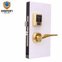 Wholesale Anshi Bang hotel door lock smart card hotel door sensor IC card lock