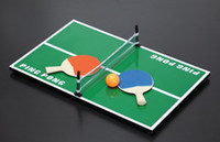 Wholesale Mini table tennis ball tennis ball on the table table tennis ball wine glass