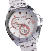 brand name watches - Hot selling brand name watch business casual fashion round quartz stainless steel watch waterproof