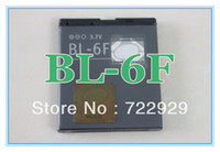 Cheap Original BL-6F Cellphone Battery for Nokia N78 N79 N95-8G in Retail Package