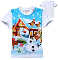 Cheap kids clothing sets Best Frozen