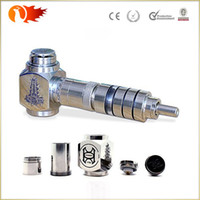 Cheap Wholesale stainless steel big vapor full mechanical hammer mod