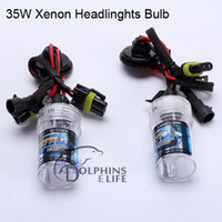 Wholesale motorcycle new w auto xenon bulbs for car styling lamps fog light of headlights h1 h3 h7 h11 h8 h9