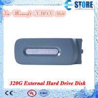 Wholesale 320GB HDD G External Hard Drive Disk For Microsoft XBOX High Quality wu