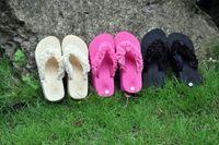 Cheap Women pumps platform shoes Best Wedge PVC women wedge heels