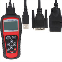 Wholesale MaxiScan MS509 OBD2 OBDII eobd Scanner Code Reader MS Car Diagnostic Tool DHL FREE