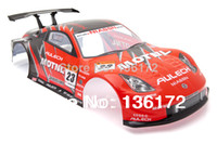 Wholesale rc Car accessories body shell for rc car190mm S012R