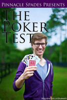 Wholesale 2012 Poker test magic teaching Erik Casey The Poker Test magic video send by email accept paypal