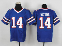 Wholesale Sammy Watkins Jerseys Elite Football Jerseys Hot Sale New Season American Football Teams Jersey Cheap Outdoor Uniforms Sale