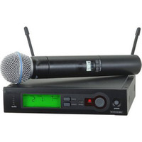 Wholesale High Quality Brand Professional Handheld Wireless Microphone Receiver Sound System For DJ Equipment
