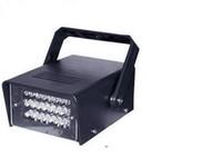 Wholesale 5pcs colors Flash lamp Party Disco Mini Strobe DJ Flash KTV laser led stage lighting