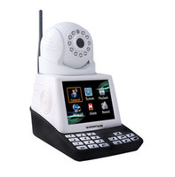 Wholesale Wanscam HW0035 H CCTV High Performance Call video Wireless wired Ip Camera Cam Security CCTV Webcam Erobot Cam Network Phone