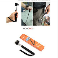 Wholesale FREE DHL Monopod Manufacturers new since the shaft telescopic rod quality guarantee universal mobile phone holder