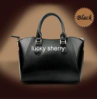Wholesale HOT New fashion women genuine leather handbags famous brand cowhide handbag one shoulder bag messenger bag totes lady purse