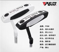 Wholesale Golf set New PGM golf putter golf club zinc alloy stainless steel rod head boys and girls