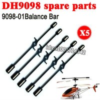 Wholesale Stabilizer Balance Bar DH RC Helicopter Spare Parts Double Horse in stock